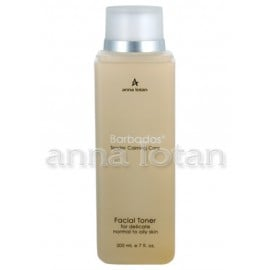 Anna Lotan Barbados Facial Toner for Oily Problem Skin 200ml