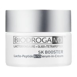 Biodroga MD SK Booster Lacto-Peptide 8/10 Serum-In Cream