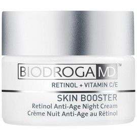 Biodroga MD SK Booster Retinol Anti-Age Night Cream 50ml