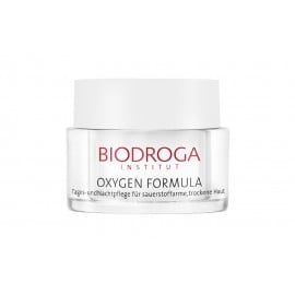 Biodroga Oxygen Formula Day and Night Care for Dry Skin