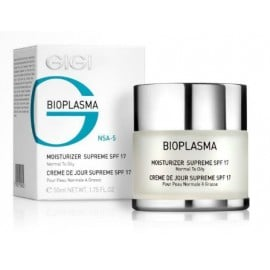 GiGi Bioplasma Moisturizer Supreme Day Cream SPF 17 Normal Oily Skin 50 ml