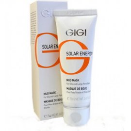 GiGi Solar Energy Mud Mask For Oily Skin 75ml