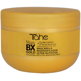 Tahe Magic Botox BX Gold Thickening Hair Mask 300ml
