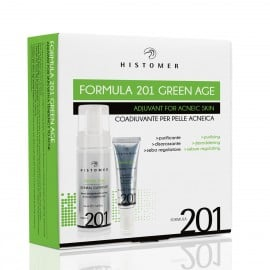 Histomer Formula 201 Green Age Complete Treatment for Acnetic Skin