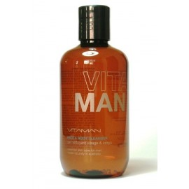 Vitaman Face and Body Cleanser 250ml